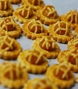 Chinese New Year Cookies Pineapple Tarts