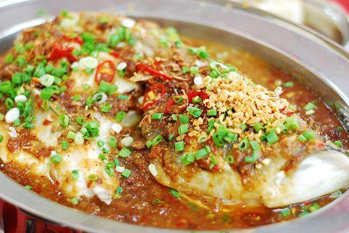 Hoong Ing Steam Fish Restaurant @ Taman Bayu Tinggi, Klang