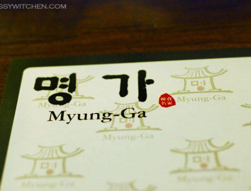 Myung-Ga Korean Restaurant @ Taman Intan, Klang
