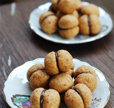 Baci di Dama Cookies