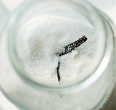 How To Make Vanilla Sugar