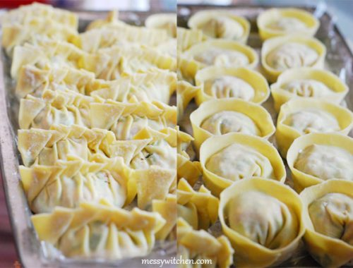 Dwaeji Mandu – Korean Pork Dumplings