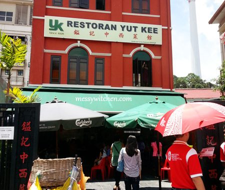 Yut Kee Restaurant @ Kuala Lumpur