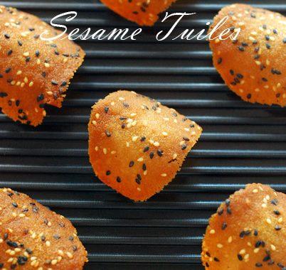 Sesame Tuiles