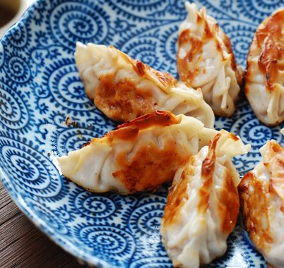 Pot Stickers (Chinese Pan-Fried Dumplings)