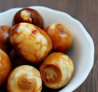 Spicy Tea Eggs