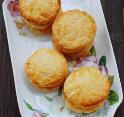 Tai Yang Bing (Sun Cake)