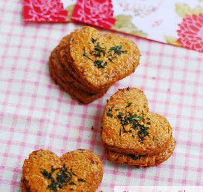 Chinese New Year Cookies Laksa Cookies