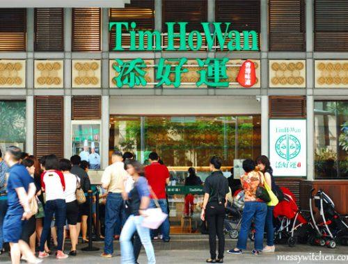 Tim Ho Wan @ Mid Valley City, Kuala Lumpur