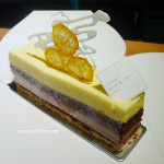 Valencia @ pâtisserie Sadaharu AOKI paris, Regent Galleria, Taipei