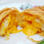 Golden Lave Salted Egg Croissant @ Bake Plan, SS2, Petaling Jaya
