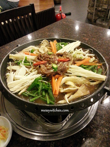 Todam Korean Bbq Restaurant Bukit Tinggi 2 Klang Messy Witchen